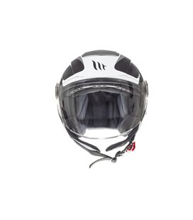 CASCO MT CITY ELEVEN SV SPARK C3 GRIS PERLA BRILLO