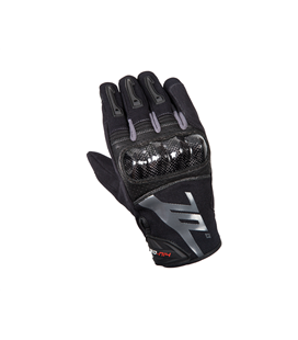 GUANTES SD-N14 VERANO NAKED HOMBRE NEGRO/GRIS