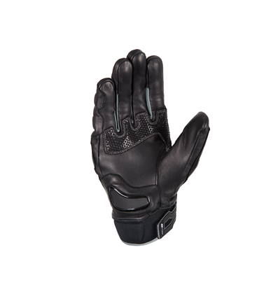 Guantes Seventy Degrees SD-N14 Naked Hombre Negro/Gris Verano