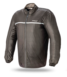 CHAQUETA IMPERMEABLE HOMBRE SD-A3 NEGRO