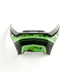 RECAMBIO SHOEI SPOILER POSTERIOR X-SPIRIT 3 LAVERTY TC4 TC4