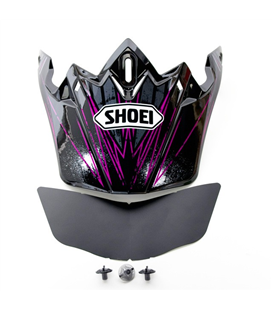 RECAMBIO SHOEI VISERA V-430 VFX-W CROOSSHAIR TC10