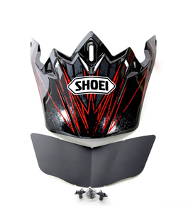 RECAMBIO SHOEI VISERA V-430 VFX-W CROOSSHAIR TC1