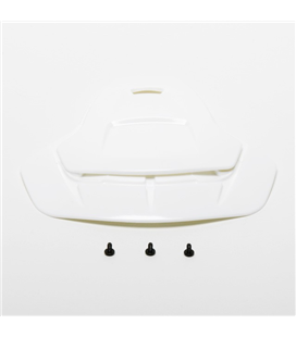 RECAMBIO SHOEI VENTILACIÓN SUPERIOR MULTITEC BLANCO
