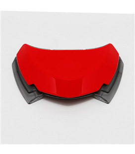 RECAMBIO SHOEI VENTILACIÓN SUPERIOR GT-AIR ROJO