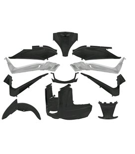 KIT CARENADO YAMAHA XMAX 125/250 CC 2014-17 BLANCO (11 PIEZAS)