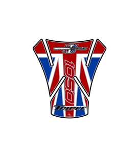 PROTECTOR DEPOSITO 1PCS UNION JACK TRIUMPH SPEED TRIPLE 1050/1050 R
