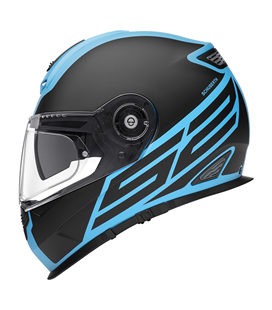 SCHUBERTH S2 SPORT TRACTION AZUL MATE