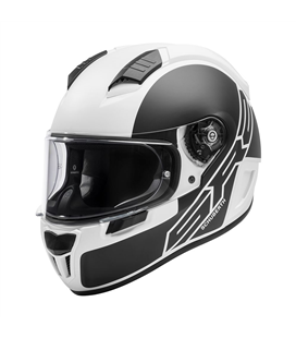 SCHUBERTH SR2 TRACTION BLANCO MATE