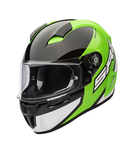 SCHUBERTH SR2 WILDCARD VERDE BRILLO