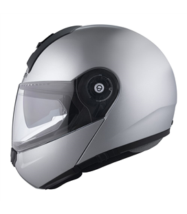 SCHUBERTH C3 BASIC PLATA BRILLO