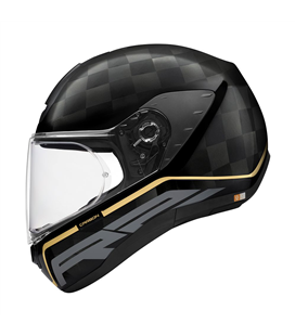 SCHUBERTH R2 CARBON STROKE ORO BRILLO