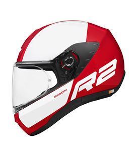 SCHUBERTH R2 DYNO ROJO BRILLO