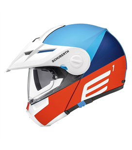 SCHUBERTH E1 CUT AZUL MATE