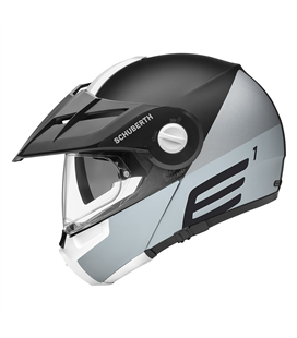 SCHUBERTH E1 CUT GRIS MATE