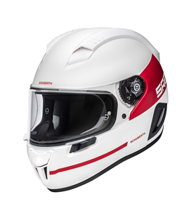 SCHUBERTH SR2 HORIZON ROJO MATE