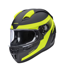 SCHUBERTH SR2 RESONANCE AMARILLO MATE