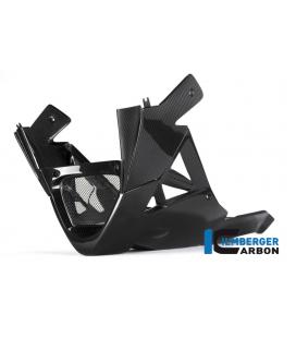 QUILLA 3 PIEZAS FOR APRILIA TUONO V4 CARBON TILL TO 2016