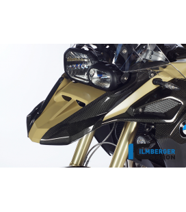 FRONT BEAK WIDENING LEFT SIDE - BMW F 800 GS (2013-NOW) / F 800 GS ADVENTURE (2013-NOW)