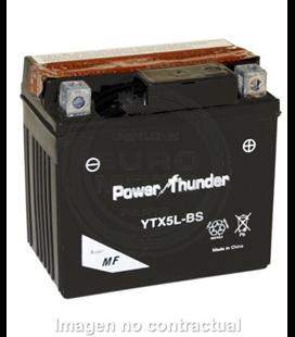 BATERIA POWER THUNDER YTX5LBS