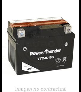 BATERIA POWER THUNDER YTX4L-BS