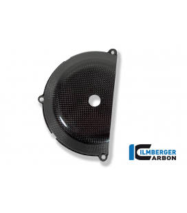 TAPA EMBRAGUE (OPEN) CARBON - DUCATI 750SS / 900 SS / 900 SL BJ 91 - 97