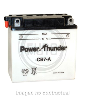 BATERIA POWER THUNDER CB7-A