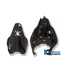 SEAT BIPOSTO INCL. HEATCOVER CARBON - DUCATI 848 /1098 / 1198 / S /  R