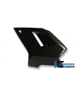 FAIRING SIDE PANEL LEFT CARBON - DUCATI 848 /1098 / 1198 / S /  R