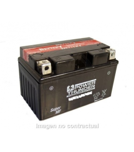 BATERIA POWER THUNDER CB4L-B CON ACIDO