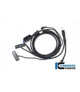 CABLE FOR THE LICENCE PLATE HOLDER  DUCATI XDIAVEL'16