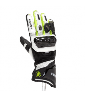 GUANTES RAINERS VRC-3 BLANCO FLUO