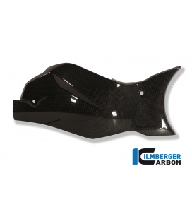 SWINGARM COVER / CHAIN GUARD CARBON - HONDA CB 1000 R