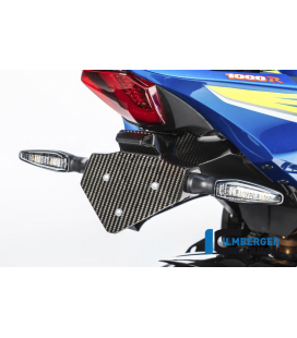 NUMBER PLATE HOLDER - SUZUKI GSX R 1000 '17
