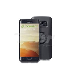 FUNDA MÓVIL + KIT FIJACIÓN MOTO SP CONNECT SAMSUNG S7 EDGE