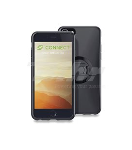 FUNDA MÓVIL + ADAPTADOR SP CONNECT IPHONE 8/7/6S/6