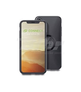 FUNDA MÓVIL + KIT FIJACIÓN MOTO SP CONNECT IPHONE X