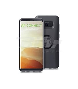 FUNDA MÓVIL + KIT FIJACIÓN MOTO SP CONNECT SAMSUNG S8+