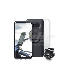 PACK COMPLETO MOTO AL RETROVISOR SP CONNECT PARA SAMSUNG S8