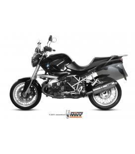 BMW R 1200 R 2011 - 2014 ESCAPE STORM OVAL INOX
