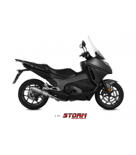 HONDA INTEGRA 750 2016 - ESCAPE STORM GP INOX
