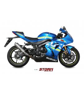 SUZUKI GSX-R 1000 2017 - ESCAPE STORM GP INOX