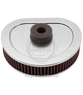 HARLEY DAVIDSON FXDS DYNA CONVERTIBLE 1340 (1996-1998) FILTRO DE AIRE K&N