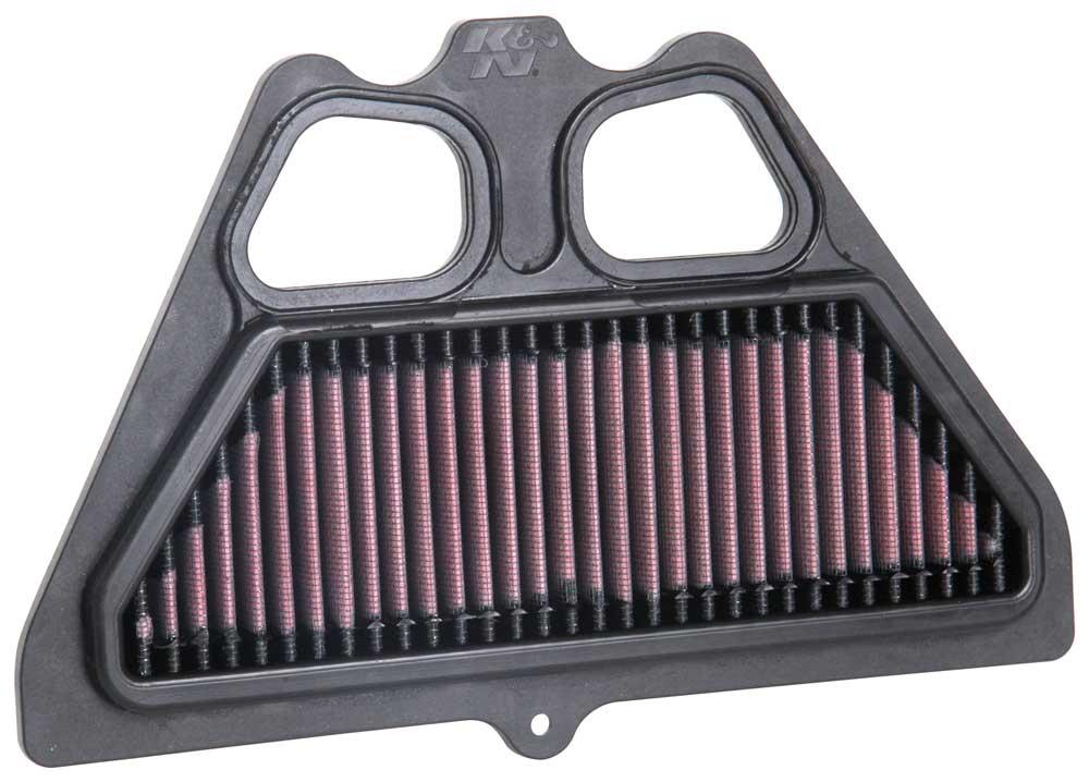 sourcing map 54mm Boquilla Negro C/ónico Filtro de Aire Fr/ío de Admici/ón para la Moto Cafe Racer