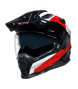 CASCO NEXX X.WED 2 DUNA ROJO BLANCO