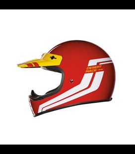 CASCO NEXX XG.200 DESERT RACE ROJO