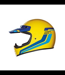 CASCO NEXX XG.200 DESERT RACE AMARILLO