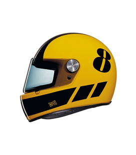 CASCO NEXX XG.100 R BILLY B AMARILLO
