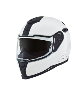 CASCO NEXX SX.100 CORE EDITION BLANCO