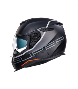CASCO NEXX SX.100 SUPERSPEED NEGRO MATE